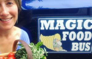 Magic Food Bus