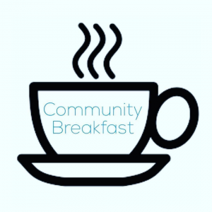 Community Breakfast Logo