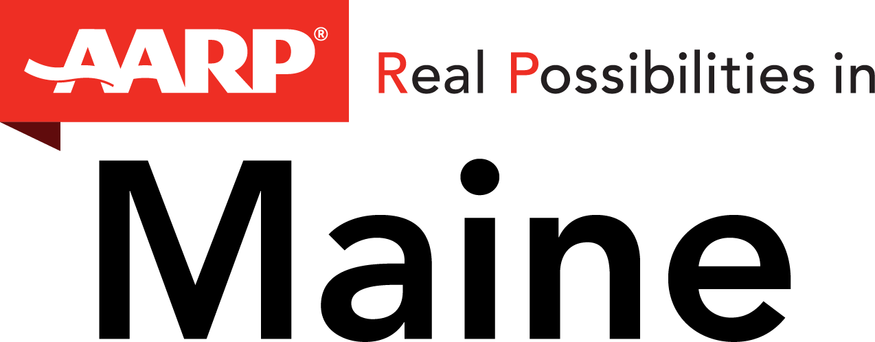 AARP of Maine Logo