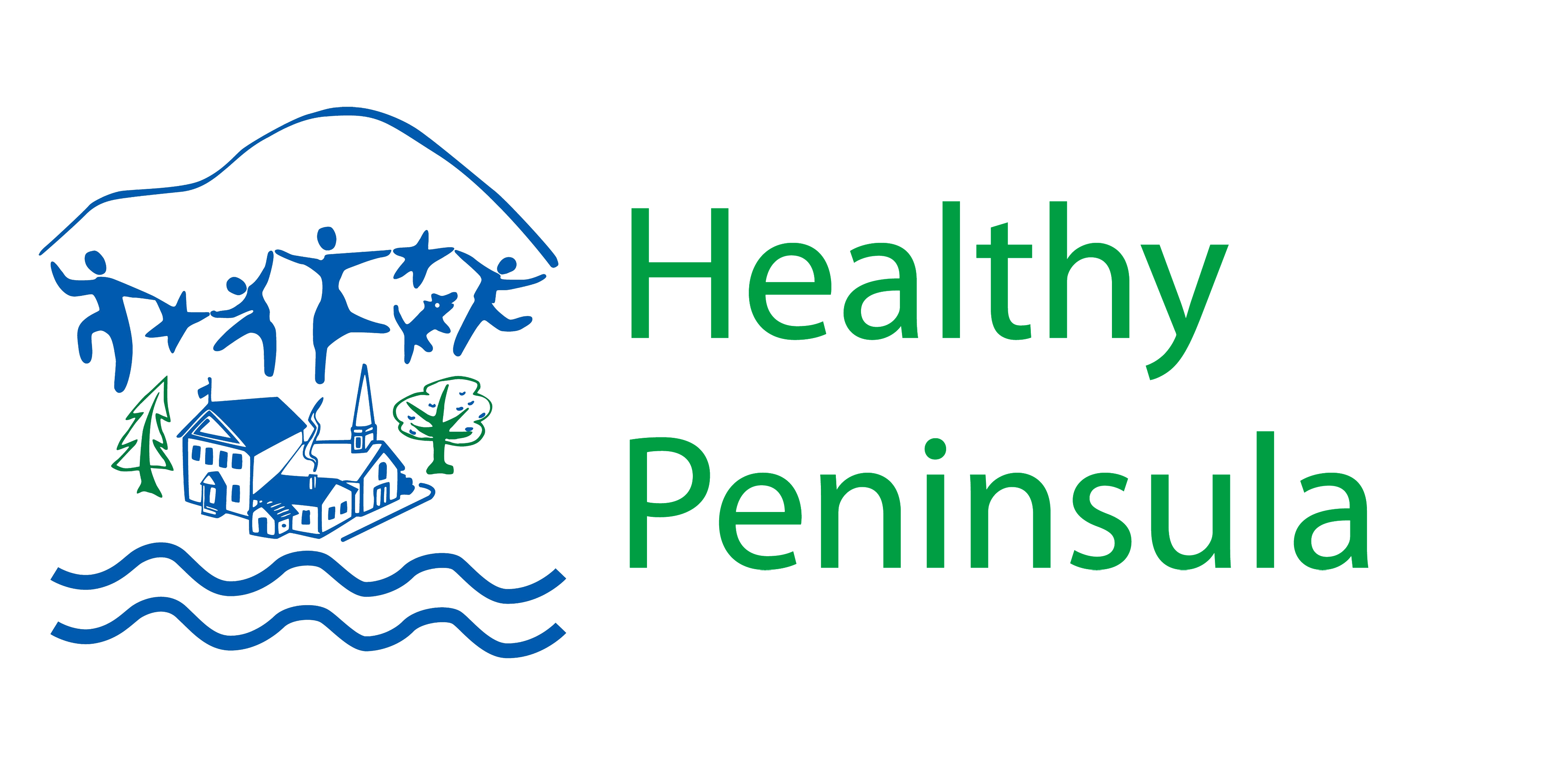 Healthy Peninsula Logo