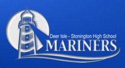 Deer Isle - Stonington High School Logo
