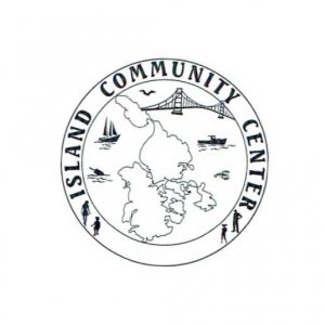The Island Community Center Logo